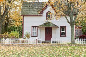 Sprint Moving New Home Exterior