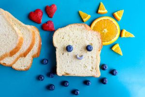Bread and Fruit